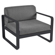 Bellevie Outdoor Armchair - Anthracite/Graphite Grey