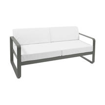 Bellevie Outdoor 2 Seater Sofa - Rosemary/Off White