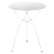 Airloop Table 60cm - Cotton White