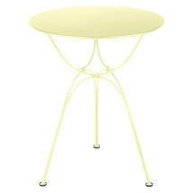 Airloop Table 60cm - Frosted Lemon