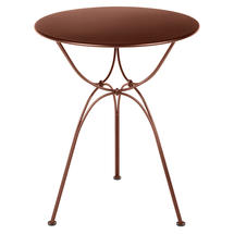 Airloop Table 60cm - Red Ochre