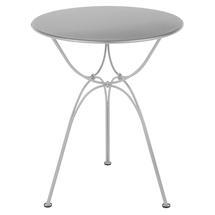 Airloop Table 60cm - Steel Grey