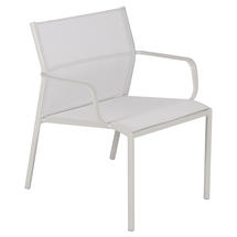 Cadiz Low Armchair - Stereo Clay Grey