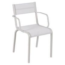 Oleron Armchairs x 4 - Stereo Clay Grey