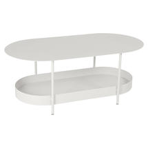 Salsa Low Table- Clay Grey