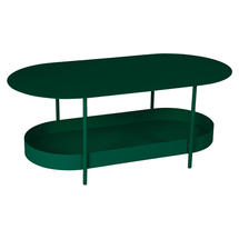Salsa Low Table- Cedar Green