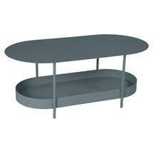 Salsa Low Table- Storm Grey