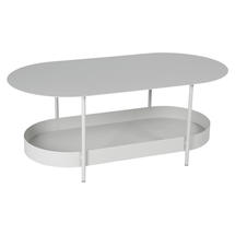 Salsa Low Table- Steel Grey