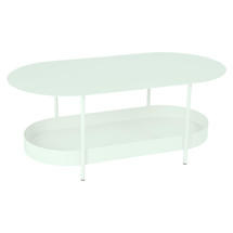 Salsa Low Table- Ice Mint