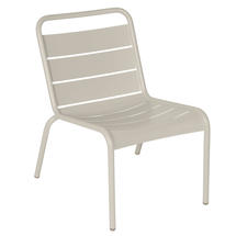 Luxembourg Lounge Chair- Clay Grey
