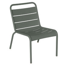 Luxembourg Lounge Chair- Rosemary