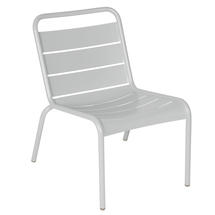 Luxembourg Lounge Chair- Steel Grey