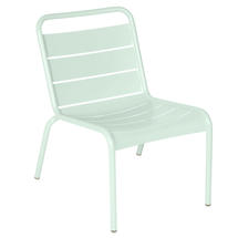 Luxembourg Lounge Chair- Ice Mint