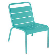 Luxembourg Lounge Chair- Lagoon Blue
