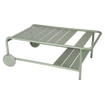 Luxembourg Low Table with Casters - Cactus