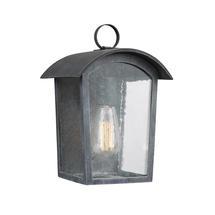 Hodges Small Wall Lantern - Ash Black