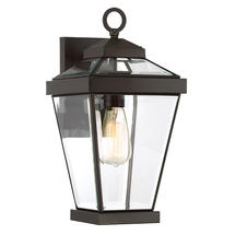 Ravine Medium Wall Lantern - Western Bronze