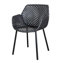 Vibe Armchair - Black / Anthracite