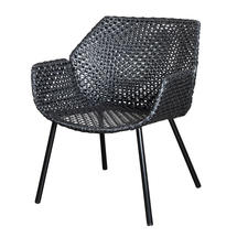 Vibe Lounge Chair - Black/Anthracite
