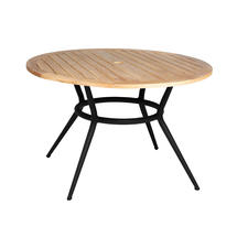 Round Table Top - 120cm - Teak