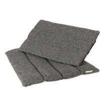 Flip Teak Folding Chair Seat / Back Cushion - Wove Dark Grey