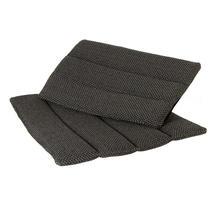 Flip Teak Folding Chair Seat / Back Cushion - Focus Dark Grey