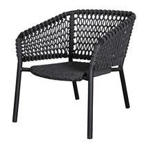 Ocean Outdoor Lounge Chair - Dark Grey