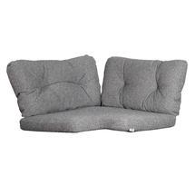Ocean Outdoor Corner Module Cushion Set - Dark Grey