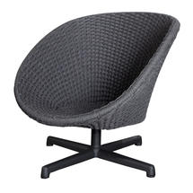 Peacock Outdoor Lounge Swivel Chair