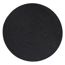 Circle Carpet - 200 cm - Dark Grey