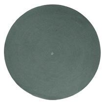 Circle Carpet - 200 cm - Dark Green