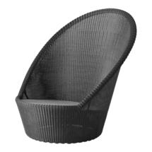 Kingston Woven Sunchair - Graphite