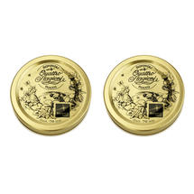 Quattro Stagioni 70mm Replacement Lids - Pack of 2