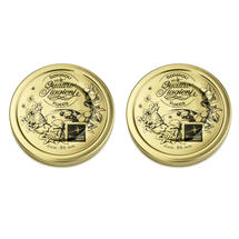 Quattro Stagioni 86mm Replacement Lids - Pack of 2