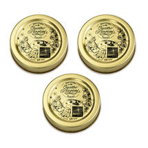 Quattro Stagioni 56mm Replacement Lids - Pack of 3