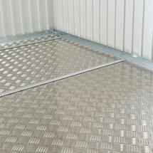 Floor panel for MiniGarage