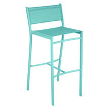 Costa High Chair - Lagoon Blue