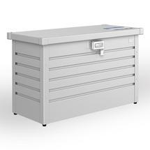 Parcel Box - Metallic Silver