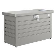 Parcel Box - Metallic Quartz Grey