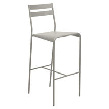 Facto Bar Chair - Clay Grey