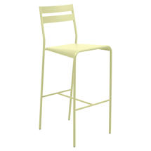 Facto Bar Chair - Frosted Lemon