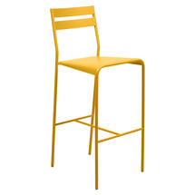 Facto Bar Chair - Honey