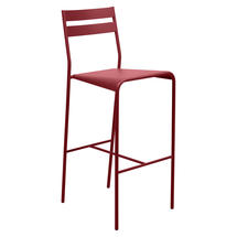 Facto Bar Chair - Chilli