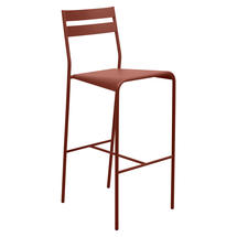 Facto Bar Chair - Red Ochre