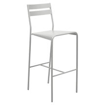 Facto Bar Chair - Steel Grey