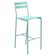 Facto Bar Chair - Lagoon Blue