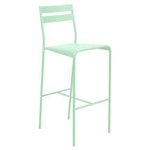 Facto Bar Chair - Opaline Green