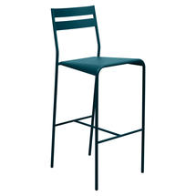 Facto Bar Chair - Acapulco Blue
