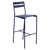 Facto Bar Chair - Deep Blue