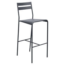 Facto Bar Chair - Anthracite